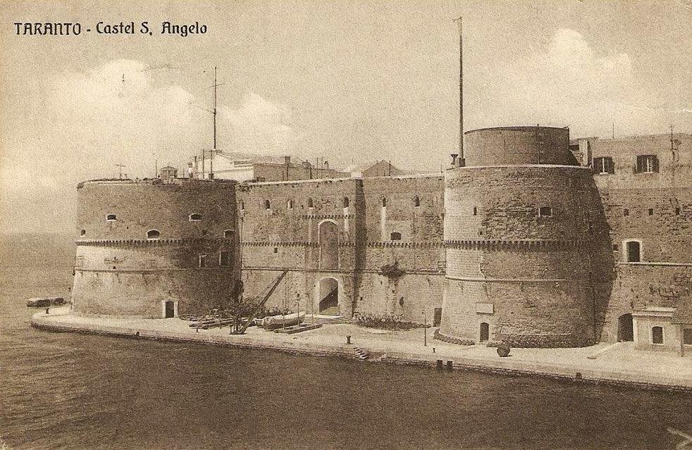 0016 Castel Sant\'Angelo -1913
