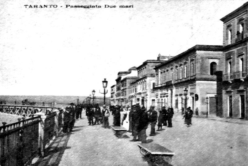 0021 Passeggiata Ai Due Mari-1910