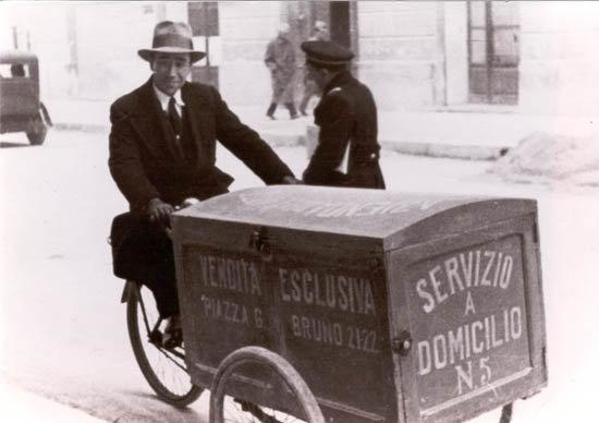 0021 Bici-taxi-servizio Pizza A Domicilio