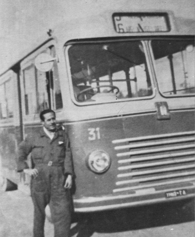 0024 Bus 31 Al Capolinea 6-1958
