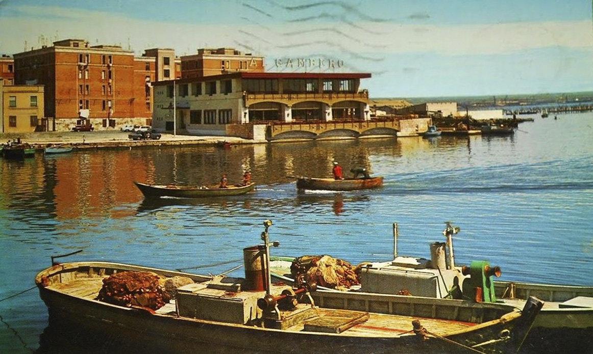 0028 Uno-scorcio-del-mar-piccolo-1972-Foto Restaurata