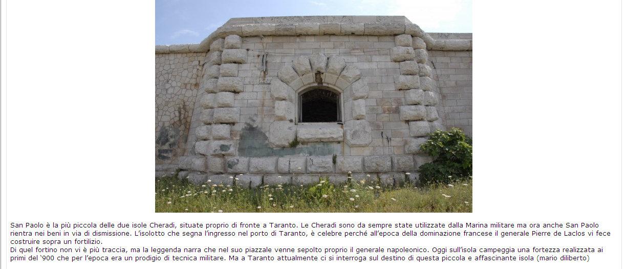 0040 Isola Di S.Paolo-Fortificazioni