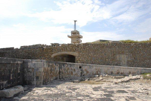 0041 Isola Di S.Paolo-Fortificazioni