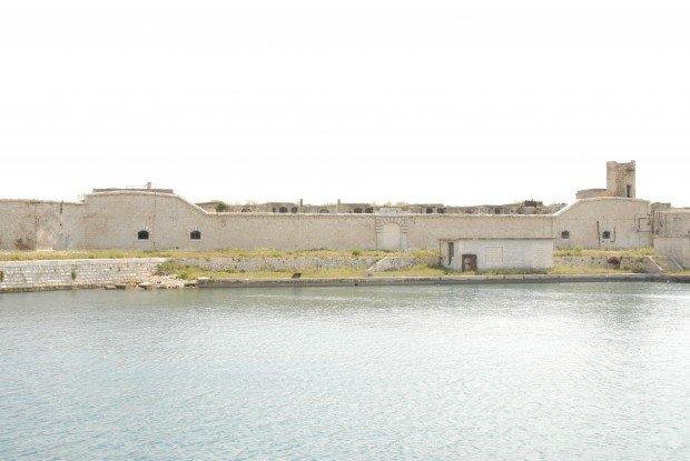 0043 Isola Di S.Paolo-Fortificazioni