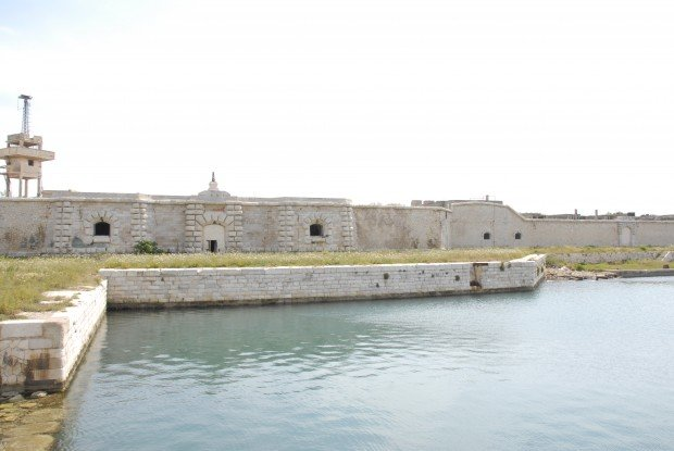 0044 Isola Di S.Paolo-Fortificazioni
