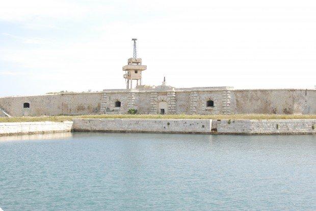 0045 Isola Di S.Paolo-Fortificazioni