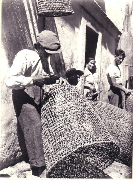 0062 Lavoro Alle Nasse In Città Vecchia-1951