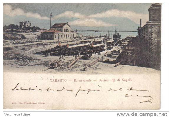 0068 Regio Arsenale-Bacino Principe Di Napoli