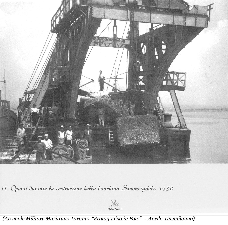 0084 Regio Arsenale Banchina SMG-Costruzione-1930