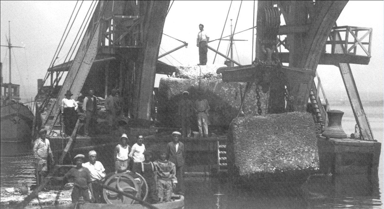 0085 Regio Arsenale Banchina SMG-Costruzione-1930