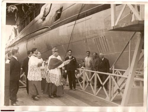 0089 Varo Smg.Filippo Corridoni Taranto 1930