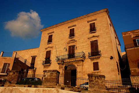 0093 Palazzo Pantaleo Al Tramonto