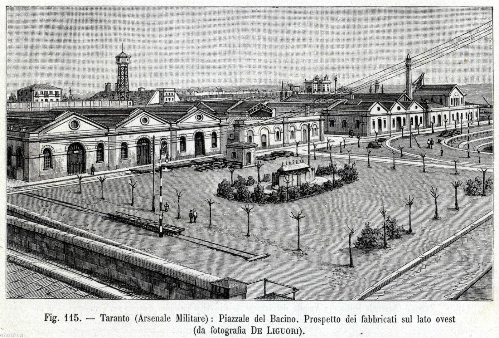 0127 Arsenale M.M.-Piazz.del Bacino-1899