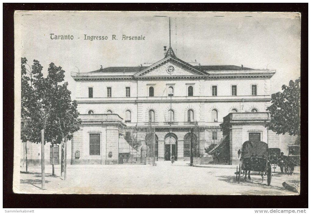 0134 Arsenale M.M.-Edificio D\'ingresso