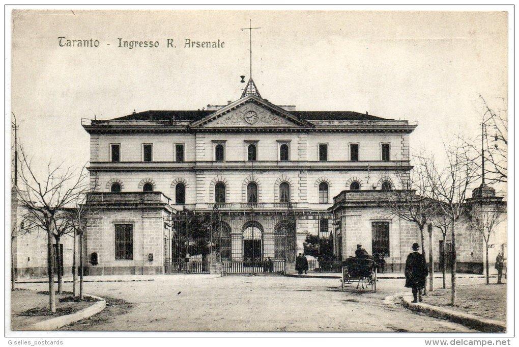 0136 Arsenale M.M.Edificio Di Ingresso