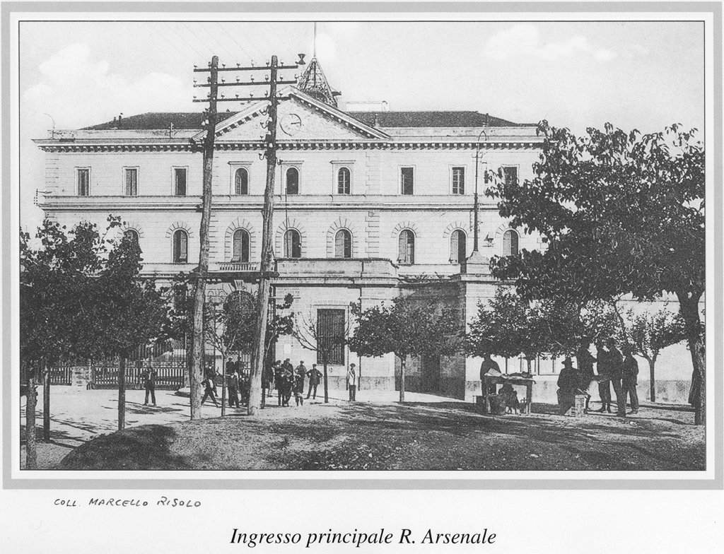 0145 Arsenale M.M.-Edificio D\'ingresso