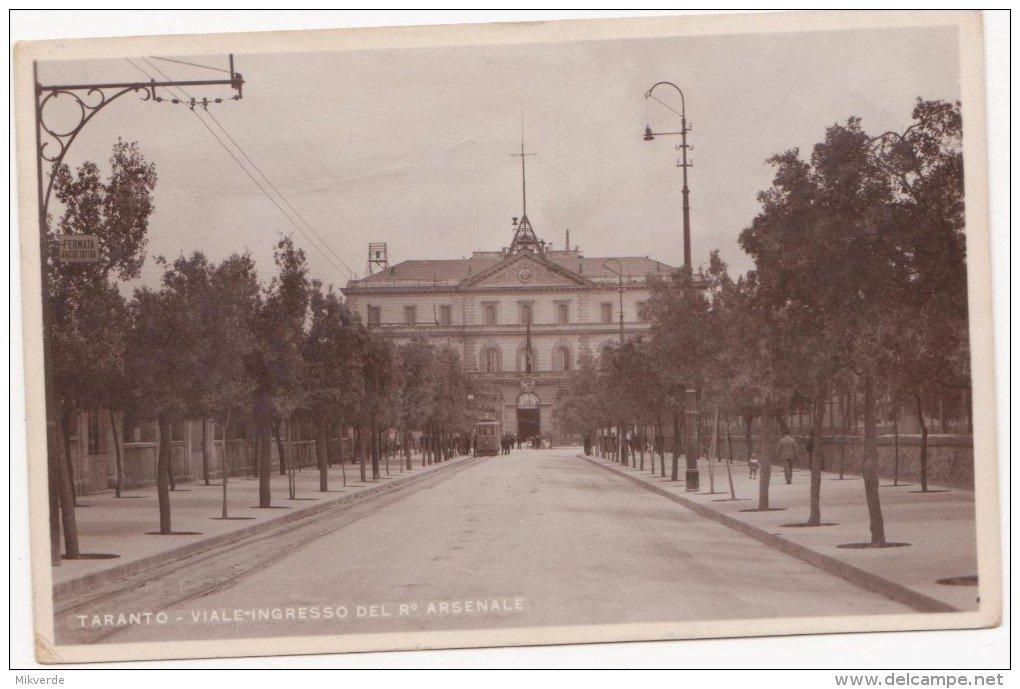 0163 Arsenale M.M.-Viale E Ingresso-Tram-1932