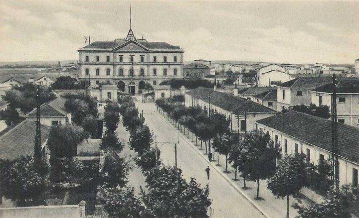 0171 Arsenale M.M.-Viale Visto Dall\'alto- 1939
