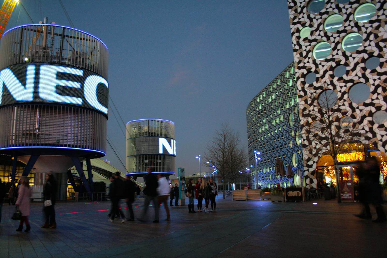 020 Greenwich. O2 Arena. 09.12.2012