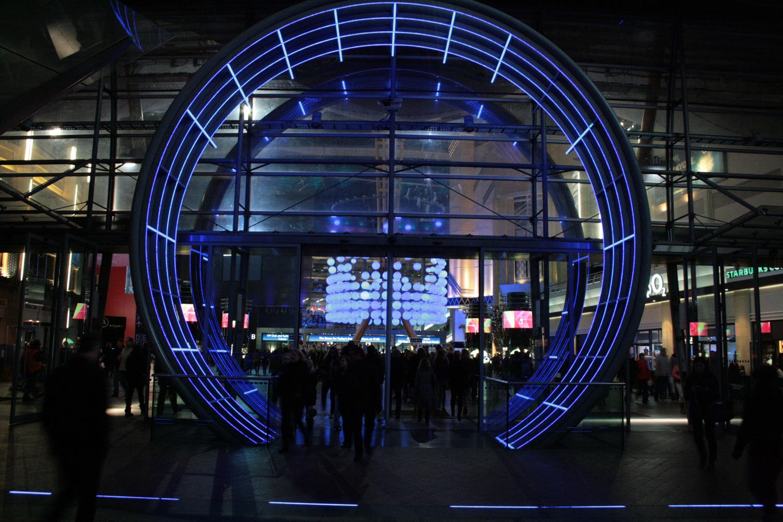 021 Greenwich. O2 Arena 09.12.2012