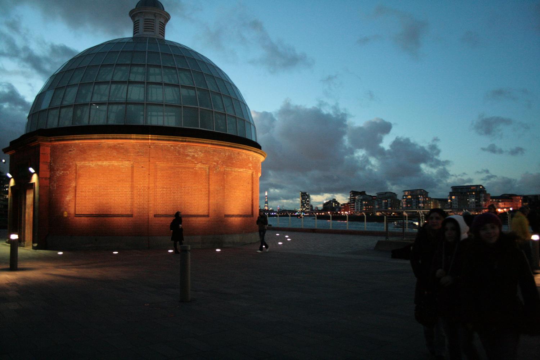 023 Greenwich. Cutty Sark. Square. 09.12.2012