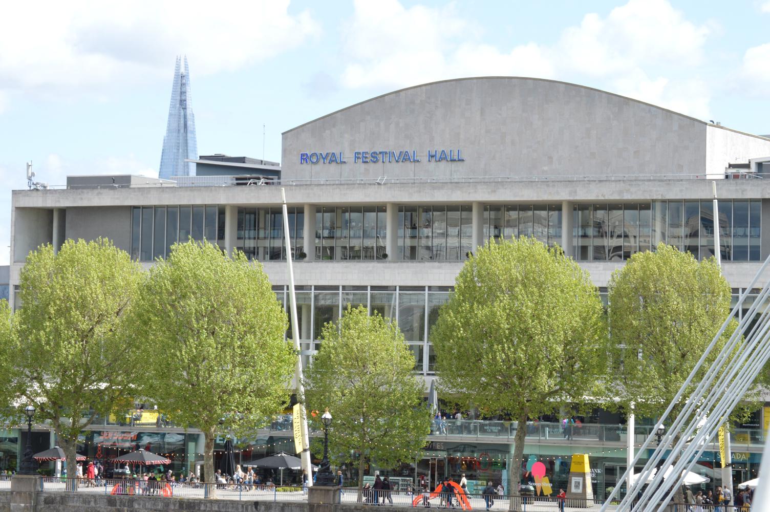 037 Royal Festival Hall. 26.04.2019