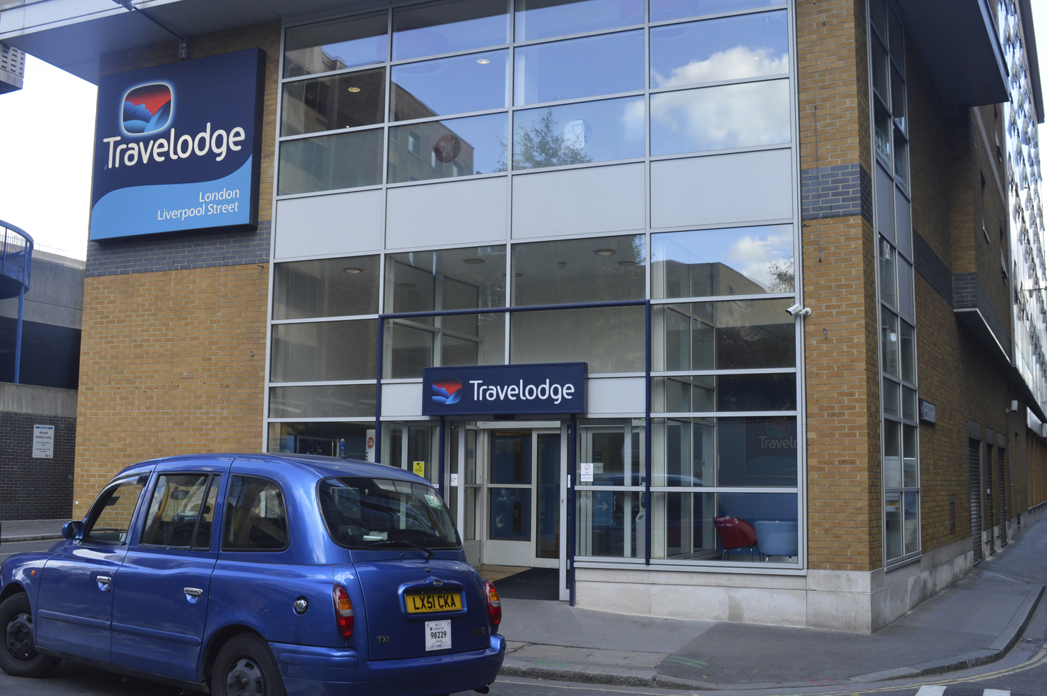 071 Travelodge. In The City. 25.09.2015