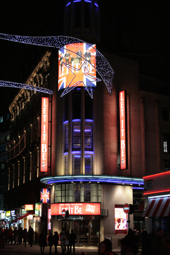 100 Leicester Square. 07.12.2012