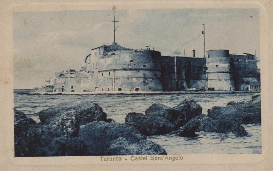 10 Castello Aragonese -1915