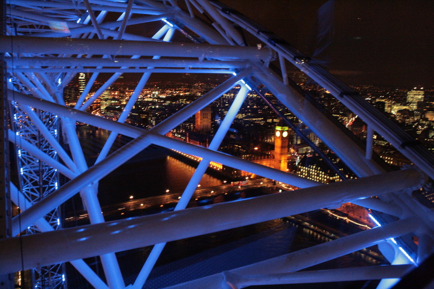 123 View From London Eye. 10.12.2012