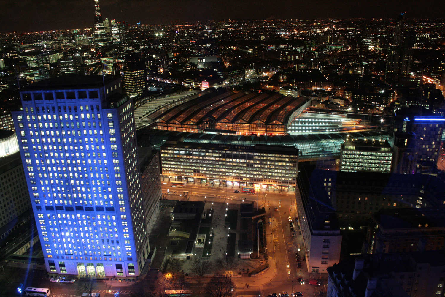124 View From London Eye. 10.12.2012