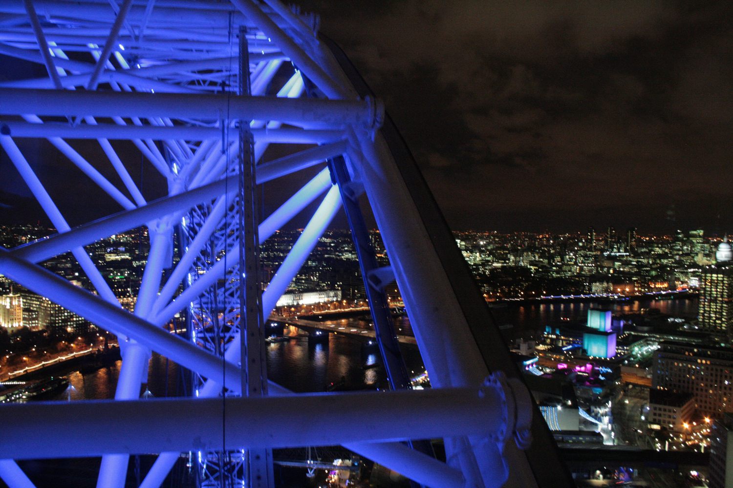 125 View From London Eye. 10.12.2012