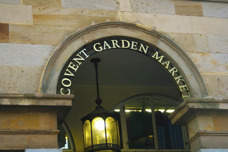 129 Covent Garden. 08.12.2012