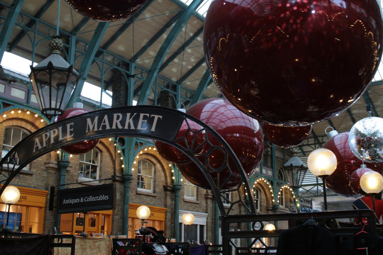 130 Covent Garden. 10.12.2012