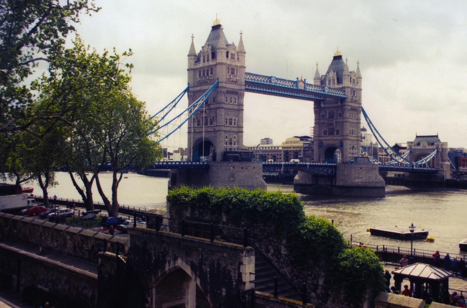 138 Tower Bridge. May 1997