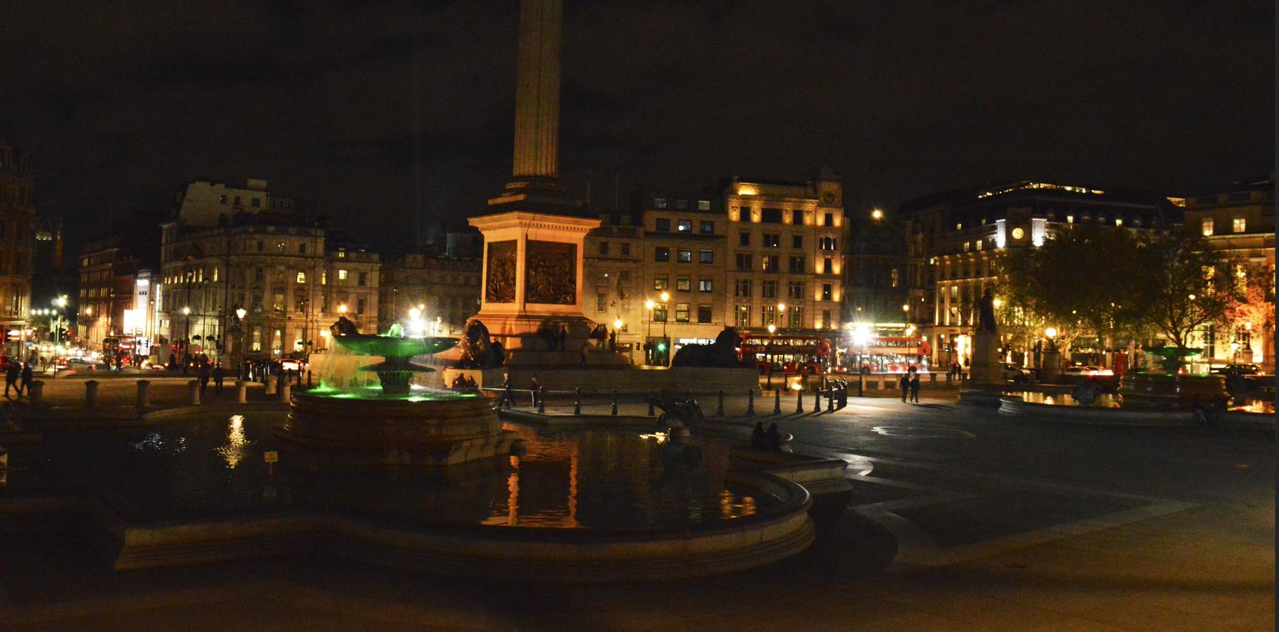 164 Trafalgar Square. 25.04.2019