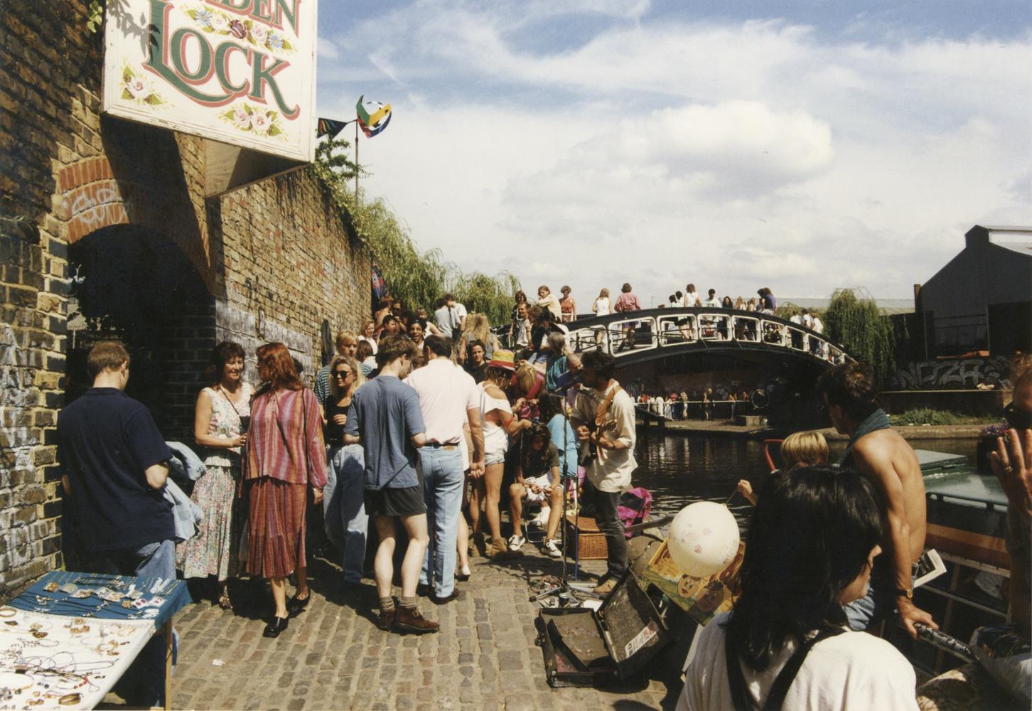 198 Camden Lock Aug 1991