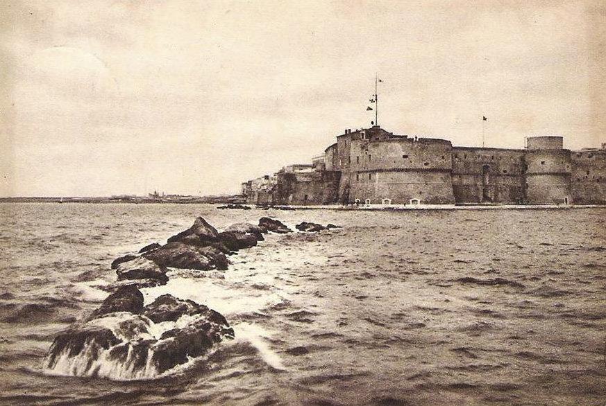 24 Castello Aragonese -1936