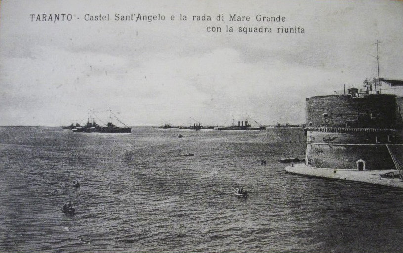 30 Rada Di Mar Grande-squadra Riunita
