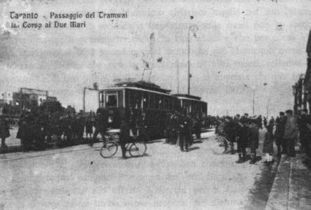 0027  Tram 29 Inaugurazione-1922