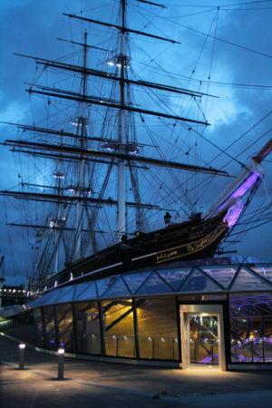 002 Greenwich. Cutty Sark. 09.12.2012