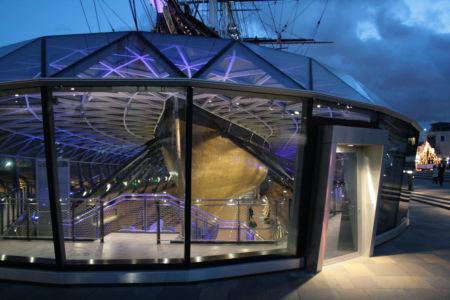 003 Greenwich. Cutty Sark. 09.12.2012