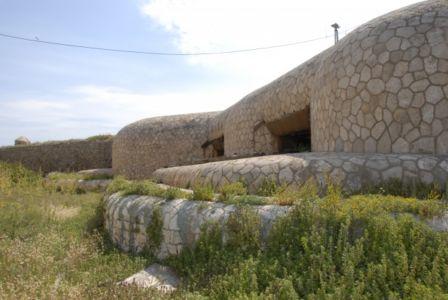 0042  Isola Di S.Paolo-Fortificazioni