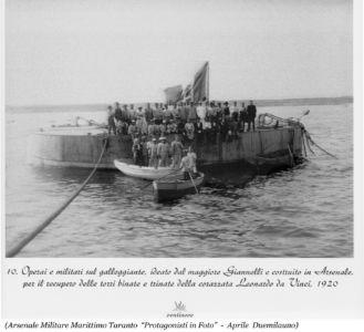 0079 CRT Leonardo Da Vinci-Recupero Torri Binate Con Galleggiante-1920