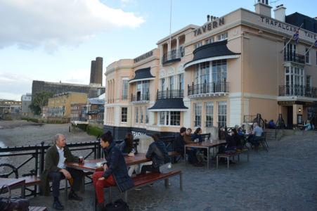 014 Greenwich. Trafalgar Tavern. 26.09.2015