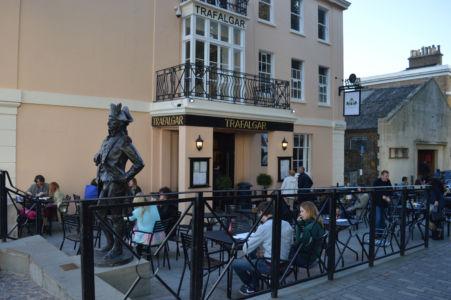 015 Greenwich. Trafalgar Tavern. 26.09.2015