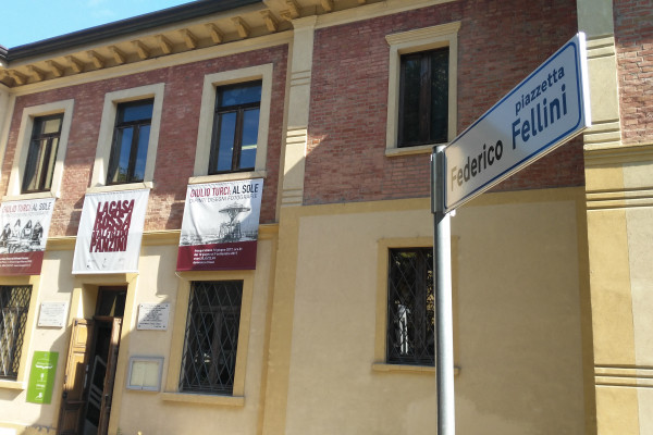 Bellaria (RN), Biblioteca Comunale