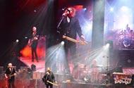 the cure sul palco al forum assago, milano, 2016