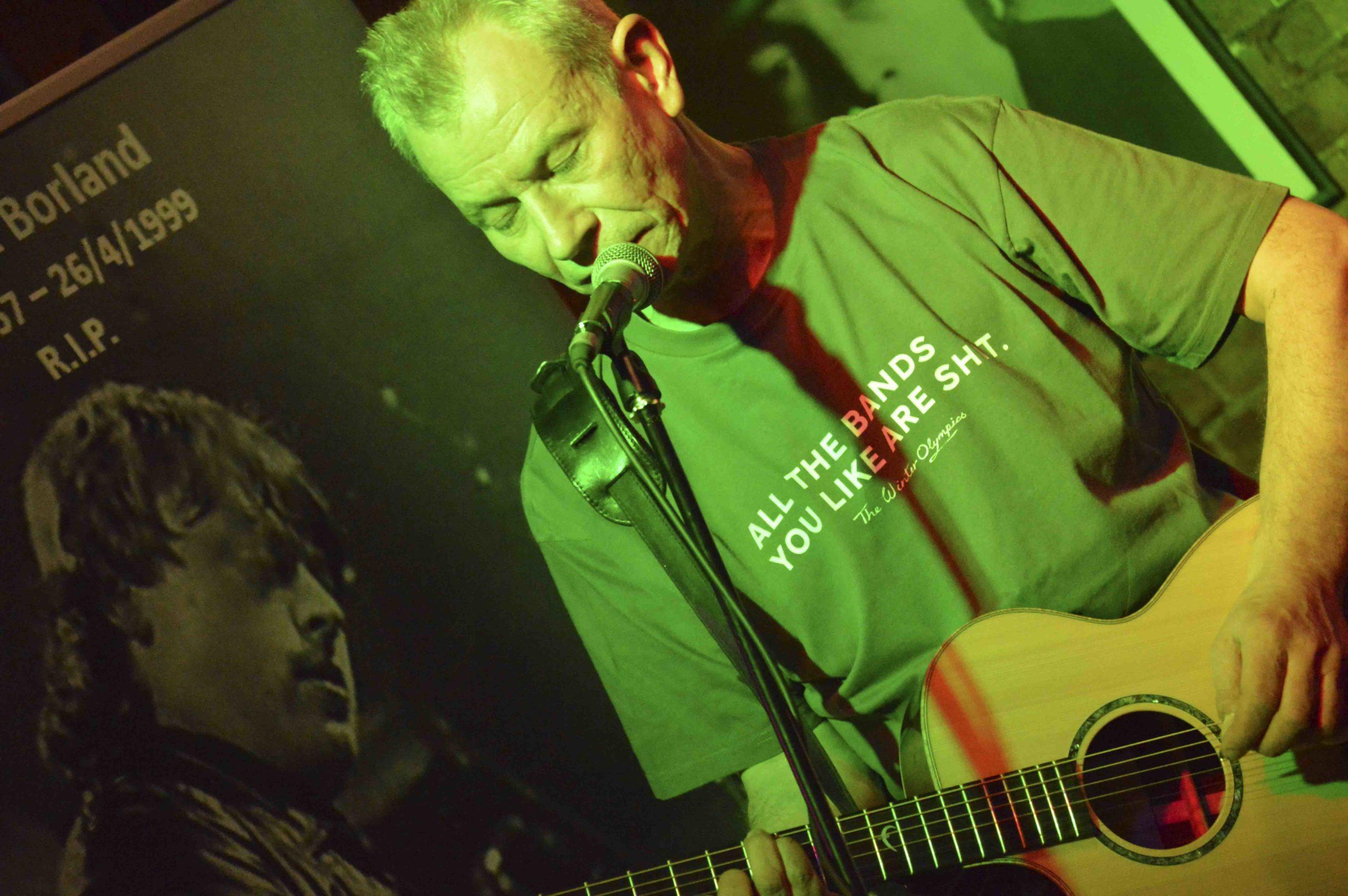 Adrian Borland Tribute, Cronaca di un giorno perfetto (26.04.2019, London)