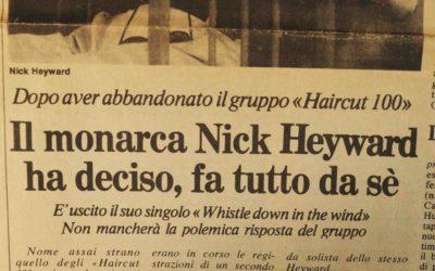 12.05.1983. Nick Heyward